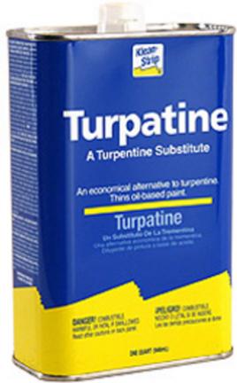 Qgt69 Turpentine Qt Gum