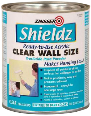 02101 GAL SHIELDS CLEAR ACRYL WALLCOVERING PRIME