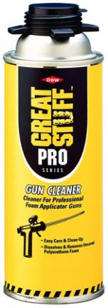 259209 120Z GREAT STUF F PRO-CLEANER (