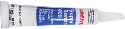 135442 409 Loctite Superbonder 20 Mg Tube