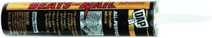 25082 Adhesive 10.3oz Beats Nail