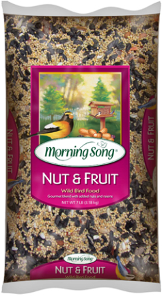 11989  BIRD SEED FRUIT BERRY   NUT 6/7 LB
