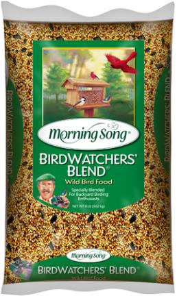 11957  BIRD SEED BIRDWATCHERS BLEND 8LB