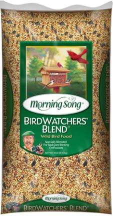 11956 BIRDFOOD MORNING SONG BIRDWATCHER 3/18#