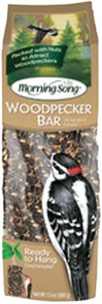 11459 BIRD WOODPECKER BAR   BASKET 6CS