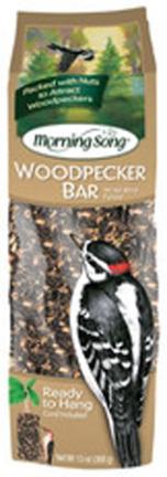 12769 BIRD BAR WOODPECKER  6/CS