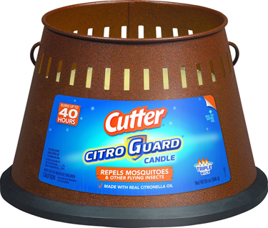HG95784 CUTTER CITRO  TRIPLE WICK CANDLE 20OZ