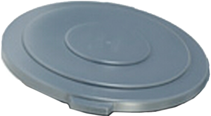 2654 LID FOR 55 GAL BRUTE CAN GRAY