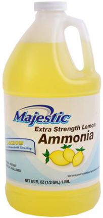 Ma-131 Ammonia 64 Oz Lemon