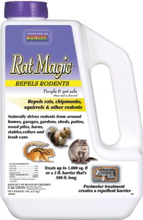 863 Rat Magic 5 Lbs
