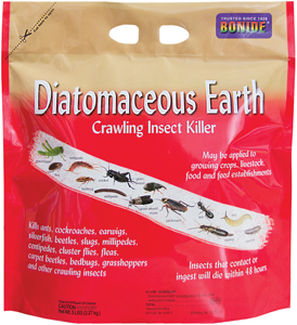 121  DIATOMACEOUS EARTH 5LB