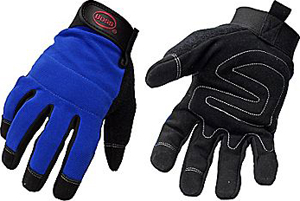 5205L GLOVE LARGE BL MECHANIC GLOVE