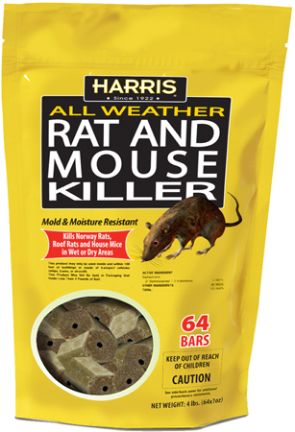 Hrb-64 Mouse Rat 64 X 1oz Bars