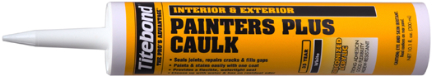 8301 CAULK PAINTERS PLUS 10.1 OZ  WT