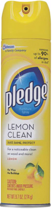 72372(00399)9.7oz Pledge Lemon