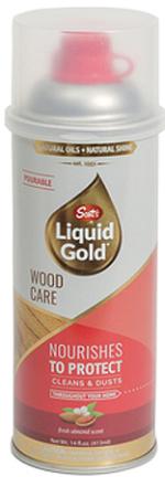 P-14 WOOD CLEANER 14OZ LIQUID GOLD (P-16)