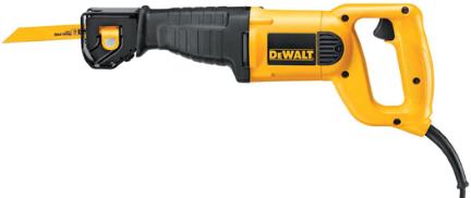 Dwe304 Hd Recip Saw Kit 10 Amps (dw303mk)
