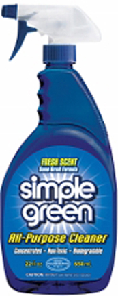 2910000616722 Simple Green  Fresh Scent 22oz