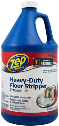 ZULFFS128 FLOOR STRIPPER GAL HD CONC