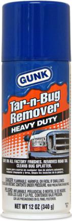 Tr1  Gunk Tar   Bug Remover 12 Oz