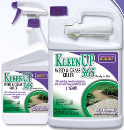 731 Kleenup 365 Gal Rtu Weed And Grass Killer