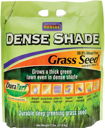 60215 GRASS SEED DENSE SHADE 7 LB (60214)