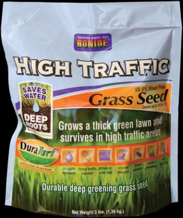 60285 GRASS SEED HIGH TRAFFIC 7 LB (60284