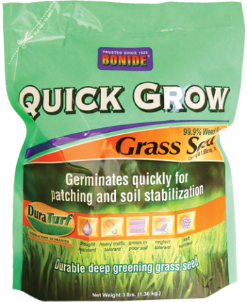 60262 QUICK GROW GRASS SEED 3LB (60261)