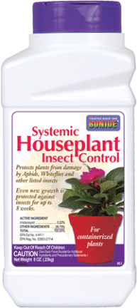 951 8oz Houseplant Systemic Granules Products The Bostwick Braun Company