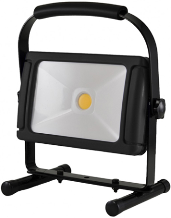 D2500H-6 2500 LUMEN BLAC K WORK LIGHT BLACK