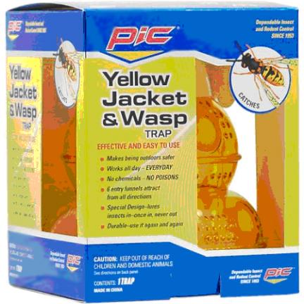 WTRP  YELLOW JACKET/WASP  TRAP