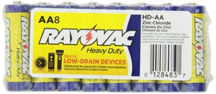 HD-AAF AA INDUSTRIAL HEAVY DUTY BATTERY
