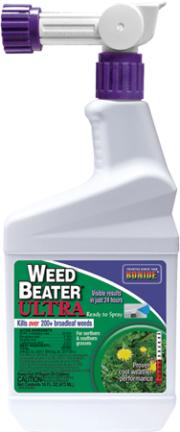 312 BONIDE PT WEED BEATER ULTRA RTS