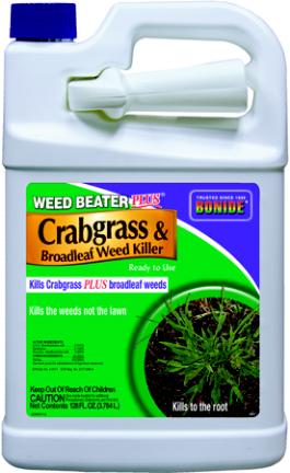 0651 CRABGRASS WEED BEAT  RTU GAL