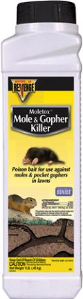 698 Moletox Ii 1# Mole Killer