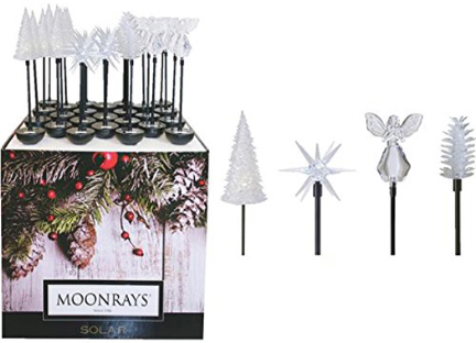 96918FD STAKE LIGHT WINTER 25 PC IN DISPLAY