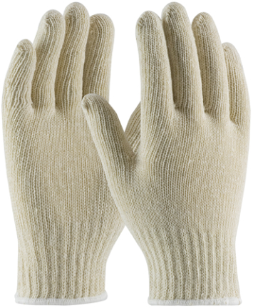 35-c104l Glove Knit 7 Gauge Natural