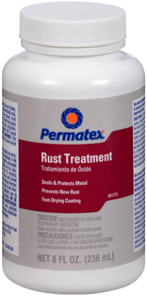 81775/RT8A RUST TREATMENT- 8oz