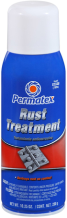 81849/79DA RUST TREATMENT-AERO