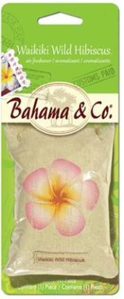 06311 BAHAMA BAG-WILD HI BISCUS