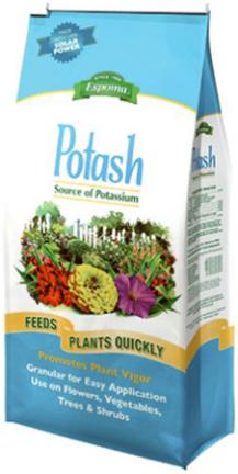 Po- 6  Potash   6lb Bag