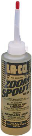 79704 Lubricating Oil Zoom Spout Oiler