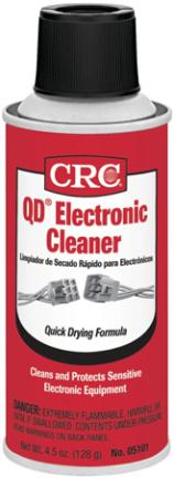 05101 Qd Electronic Cleanr 6oz
