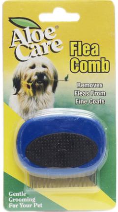 05065 Aloe Care Flea Comb