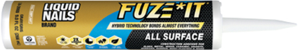 LN-2000 ADHESIVE 9 OZ GY FUZE IT
