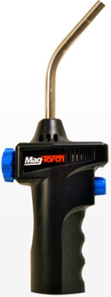 MT535C TORCH SELF-LIGHTING TORCH ONLY