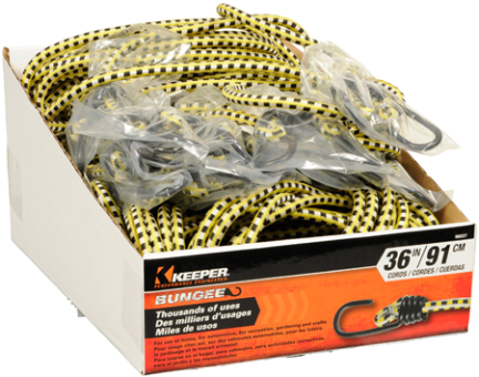 06014 Bungee Cord 13in Bulk Products The Bostwick