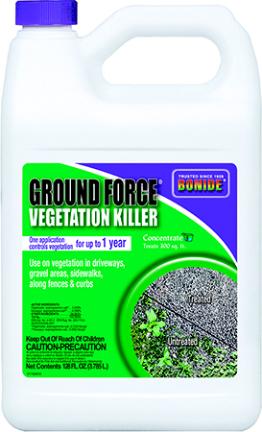 5131 GAL CONC GROUND FORCE VEG KILLER