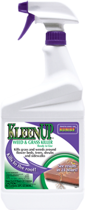 7497 QT RTU KLEEN UP GRASS   WEED KILLER