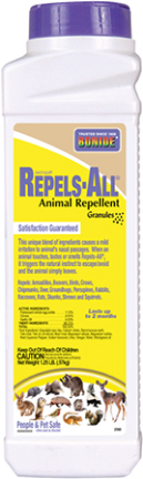 2360 REPELS ALL  GRANULES 1.25#